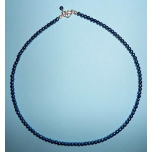 Modrý Hematit- Náhrdelník