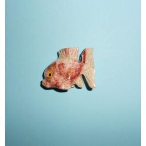 ryba- Kalcit z Peru