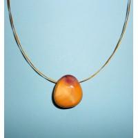 Mokait - Vrtaný kámen na struně