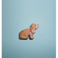 pes- Kalcit z Peru