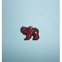 Jaspis brekcie-Slon