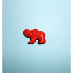 Slon- Jaspis Červený