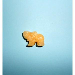 Slon- Kalcit medový