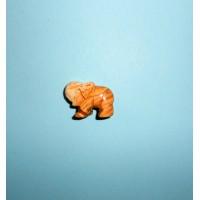 Jaspis obrázkový-Slon