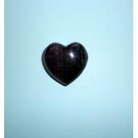 Fluorit-Hmatka srdce