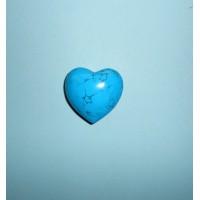 Howlit tyrkenit-Hmatka srdce