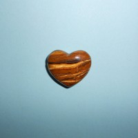 Tygří oko- Vrtané Srdce
